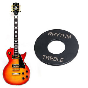 new pickup selector plate for electric guitar stick on rhythm treble switch 666067569760 ebay. Black Bedroom Furniture Sets. Home Design Ideas