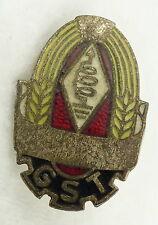 GST686b vgl. Band VII Nr. 686 b Amateurfunk Leistungsabzeichen in Silber