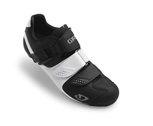 Giro Factress ACC 40 Para Mujer Zapatos De Ciclismo Negro blancoo 8.5 US  venta al por menor