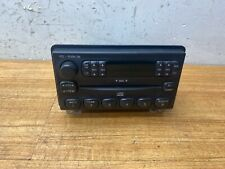 Original Alpine stereo Factory remanufactured YW4F Lincoln cassette RDS radio