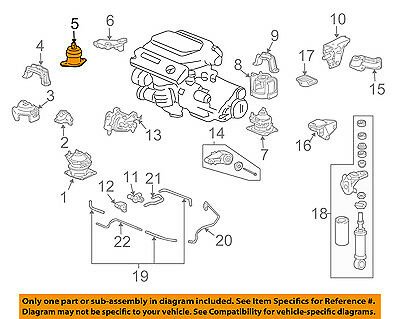 2007 acura tsx engine diagram acura honda oem 04 08 tl engine motor mount torque strut  tl engine motor mount torque strut