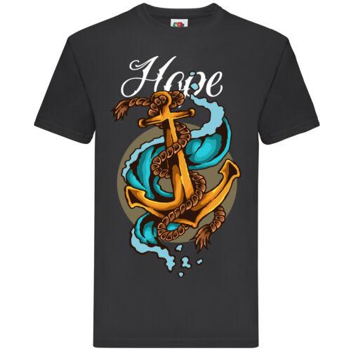 Anchor Vintage Tattoo t-shirt