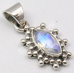 925-Sterling-Silver-ETHNIC-Pendant-Antique-Style-Anniversary-Gift-Brand-New
