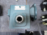 Grove Gear Fhmq224 Flexline Speed Reducer Gear Box 7.5:1 Ratio 180tc Mount