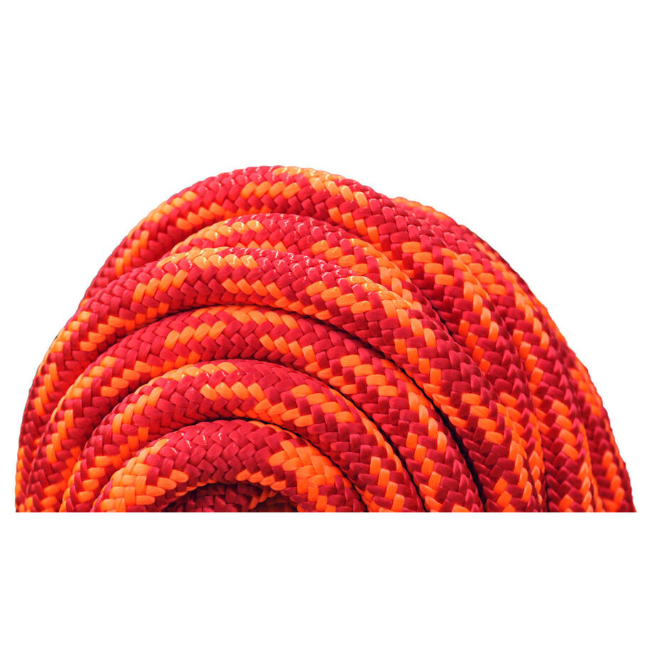 7 16  11MM Cherry Bomb 24-Strand Braided Rope Climbing Line All Gear