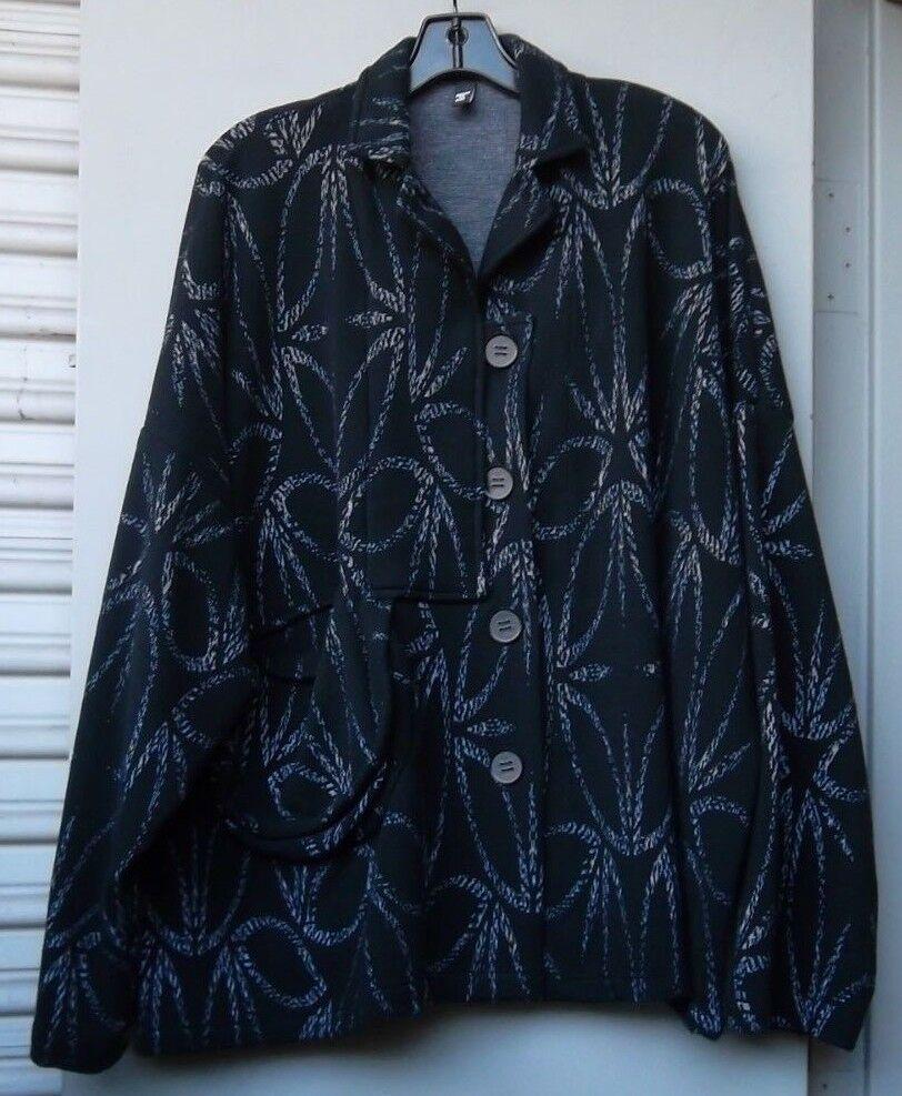 NEW STYLE WINTER COAT 2019    DRESS TO KILL ARTSY JANE MOHR LAGENLOOK
