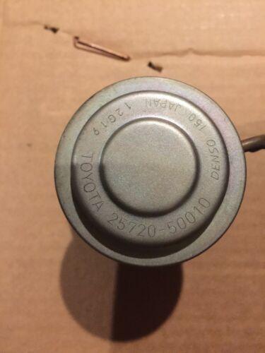 Toyota OEM Valve ASSY Air 25720-50010