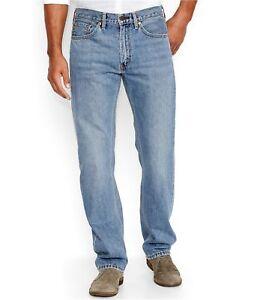 Levi-039-s-Mens-505-Regular-Fit-Jeans