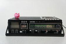 ISP Radio TV Cassetten Recorder RCT-2000 Bastler Ersatzteilträger TV Radio Kombi
