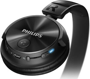 PHILIPS SHB3060BK Wireless Bluetooth Headphones Black