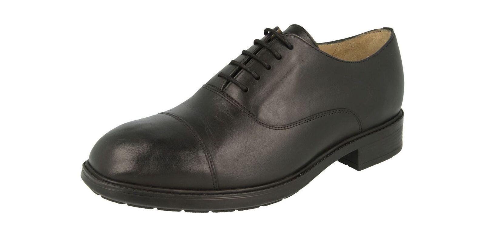 Db's Hombre Muy Ancho (2V Fit) de Vestir con Cordones Zapatos Oxford (Sutton)