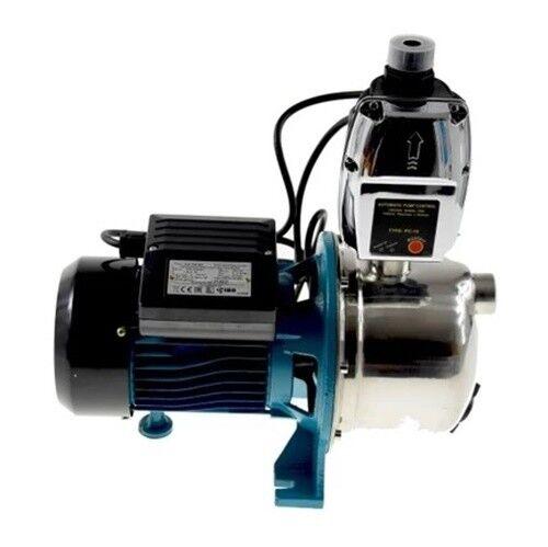 Wasserpumpe 1100W Jetpumpe Gartenpumpe Gartenpumpe Gartenpumpe JY 1000 mit Steuerung PC-15 f111ab