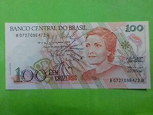 Brasil-100-Cruzeiros-1992-GEM-UNC-AA
