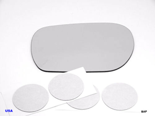 Fits 03-04 Inf M45 02-06 Inf Q45 Left Driver Mirror Glass Lens For Auto Dim Type
