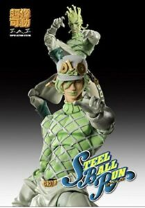 Jojo-Super-action-Statue-Diego-Brando-Figure-amp-WF-Limited-plate-from-JAPAN