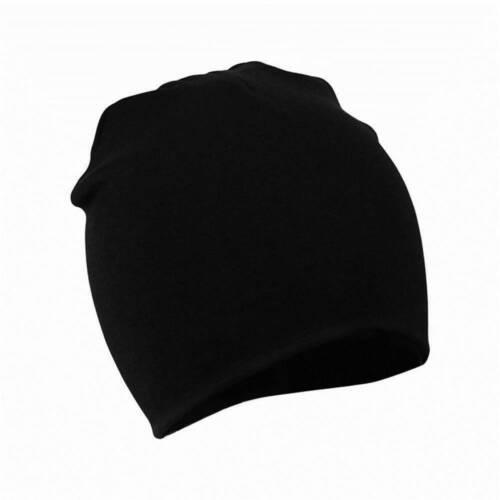 Lovely Toddler Newborn Baby Boys Girls Winter Cotton Soft Plain Beanie Hat Cap