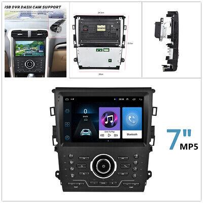 Android Car Stereo Radio Double DIN Sat Nav para Ford Mondeo 3 2000~2007 Navegaci/ón GPS Reproductor Multimedia con Pantalla t/áctil de 9 Pulgadas Receptor de Video con 4G DSP RDS