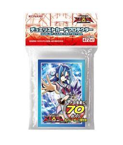 Zexal Duelist Card Protector ZEXAL Card Sleeves by Konami Yu-Gi-Oh