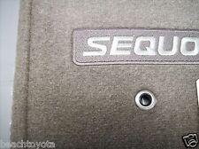 2005-2007 SEQUOIA CARPET FLOOR MATS-TAUPE PT206-0C050-09 GENUINE TOYOTA