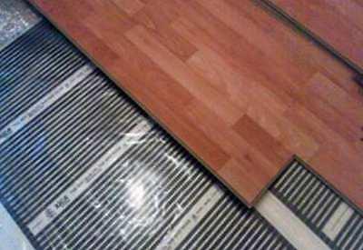Elektrische Fussbodenheizung Heizfolie Fur Fliesen Laminat Usw 1m 140w 1m2 Ebay