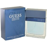 Guess Seductive Homme Blue By Guess 3.4 Oz Edt Cologne For Men In Box