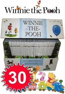 Winnie-the-Pooh-Complete-Collection-30-Books-Box-Set-BN