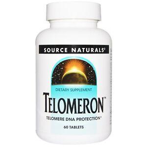 Telomeron-Tablet-da-Source-Naturals-telomero-protezione-del-DNA-60