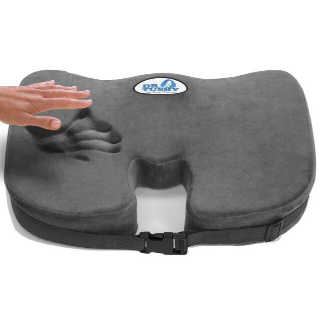 Premium Memory Foam Seat Cushion For Office Chair Wheelchair Car Best