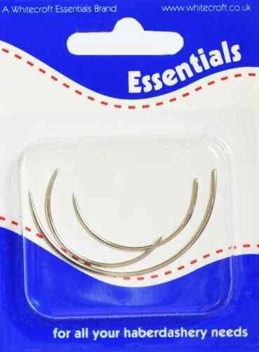 Whitecroft Essentials 3 Curved Repair Needles