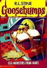 Goosebumps: Egg Monsters from Mars No. 42 by R. L. Stine (1996, Paperback)