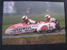 Photo Lycky Strike LCR Yamaha 1987 #1 Theo van Kempen / Gerald de Haas