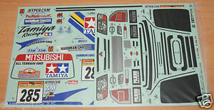 Image Is Loading Tamiya 58602 Mitsubishi Pajero Rally CC01 9495837 19495837