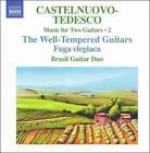 Castelnuovo-Tedesco: Music for 2 Guitars, Vol. 2 (CD, Jun-2009, Naxos (Distributor))