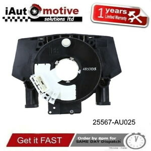 Combination-Switch-Clock-Spring-Spiral-Cable-For-Nissan-X-Trail-T30-25567-AU025