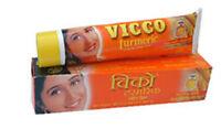2x 30g Vicco Turmeric Vanishing Cream Fairness Acne Pimple Skin Whitening Wso