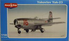 Jakowlew Jak-23 und Jak 23 UTI, 1:144, Mikro Mir, Doppelbausatz , Ätzteile, Neu