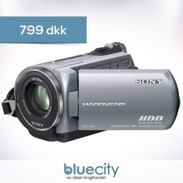 Sony, Sony Sony DCR-SR72E 60 GB Camcorder 1MP CCD...