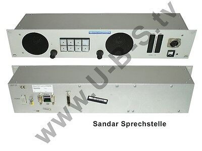 Sandar Sprechstelle Panel Sturdy Construction Other Consumer Electronics