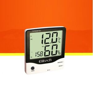 Thermometer Elitech BT-2 Digital LCD Temperature Humidity Hygrometer