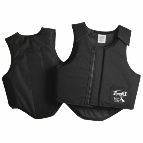 Adult Bull Riding Vest Tough 1 Body Guard Protective Vest Size   Extra Small