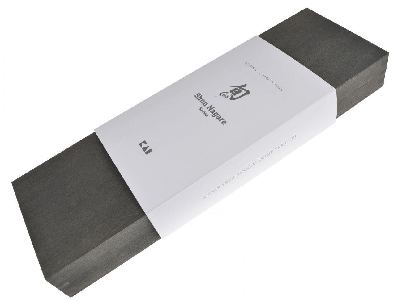 KAI KAI KAI Shun Nagare NDC-0705 Brotmesser Küchenmesser Damaststahl Damaszener 23 cm  | Spielzeug mit kindlichen Herzen herstellen  5d38b4