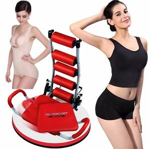 New-AB-Rocket-Twister-Abdominal-Fitness-Gym-Exercise-Machine-DVD