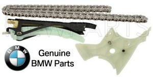 Genuine Engine Timing Chain Kit Guide Rail Tensioner For BMW F10 F15 F22 F30 E84