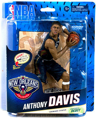 Anthony Davis NBA McFarlane Series 24 New Orleans Pelicans EXTREMELY Low  13 500