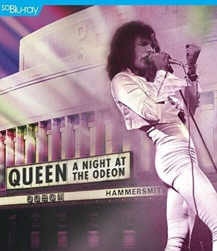 A Night At The Odeon Blu-ray - DVD By Queen - GOOD - $17.22