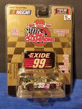 1999 Racing Champions Gold Chrome 1 of9,999 #99 Jeff Burton Exide