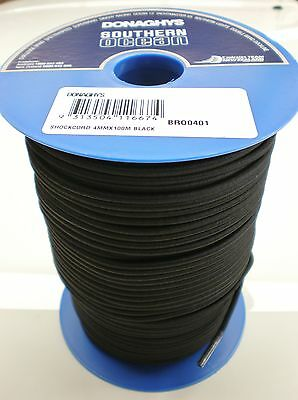Ø4mm SHOCK CORD - BUNGEE CORD. SOLD PER METRE. TOP QUALITY AUSTRALIAN MADE.
