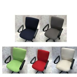 Groovy Details About Rotating Computer Office Chair Covers Anti Dust Dining Chair Alphanode Cool Chair Designs And Ideas Alphanodeonline