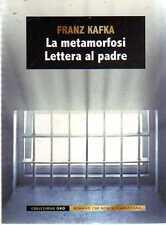 D48 La metamorfosi Lettera al padre Kafka Collezione Oro Famiglia Cristiana 2010