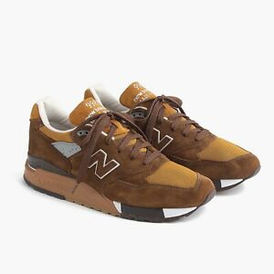 Details about NWOB New Balance J.Crew 998 National Parks sneakers sz 7.5 DEATH VALLEY H1401